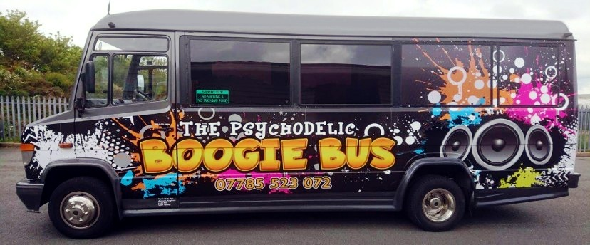 The Psychodelic Boogie Bus!